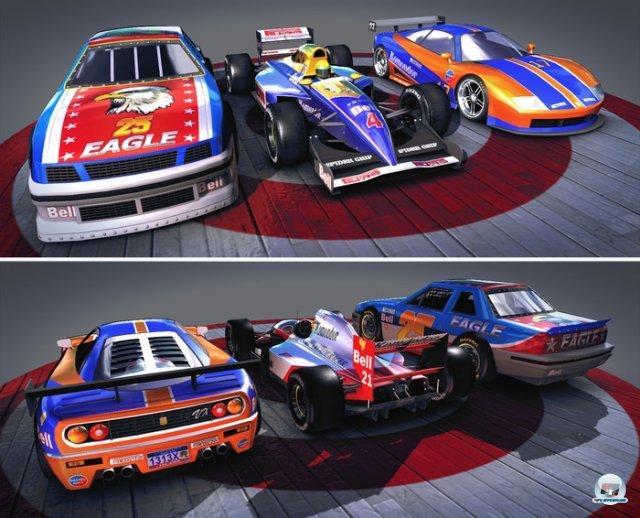 Screenshot - The 90's Arcade Racer (PC) 92440817