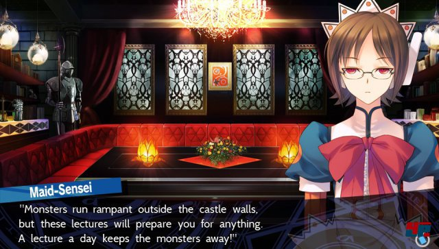 Screenshot - Dungeon Travelers 2: The Royal Library & the Monster Seal (PS_Vita) 92506133