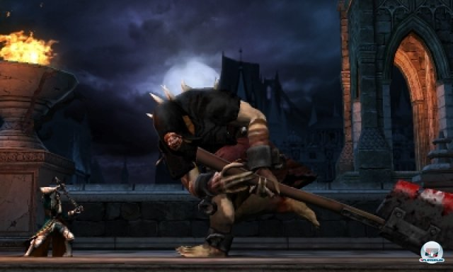 Screenshot - Castlevania: Mirror of Fate (3DS) 2363532