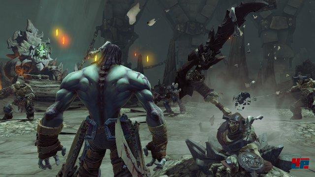 Screenshot - Darksiders 2 (PlayStation4)