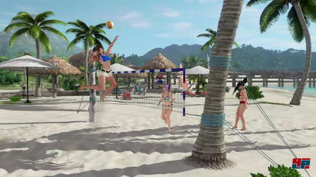 Screenshot - Dead or Alive: Xtreme 3 (PlayStation4) 92523208