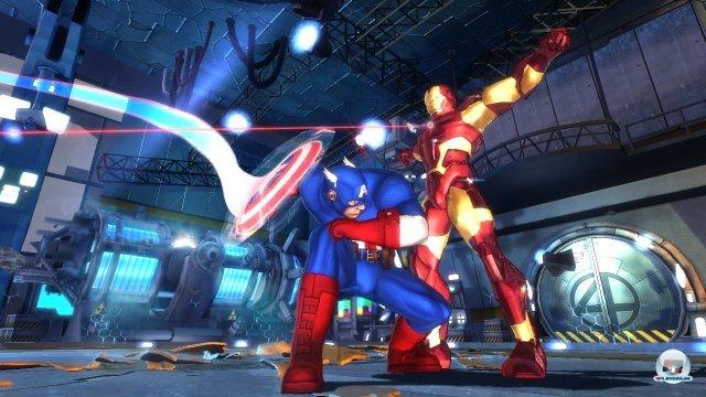 Screenshot - Marvel Avengers: Kampf um die Erde (360) 2387872