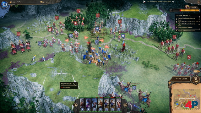 Screenshot - Fantasy General 2: Invasion (PC) 92595679