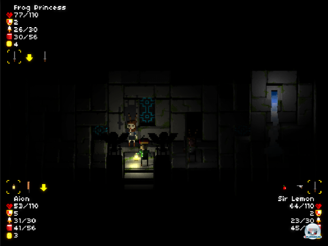 Screenshot - Legend of Dungeon (PC)
