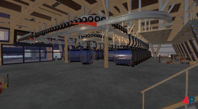 Screenshot - Winter Resort Simulator (PC) 92601330