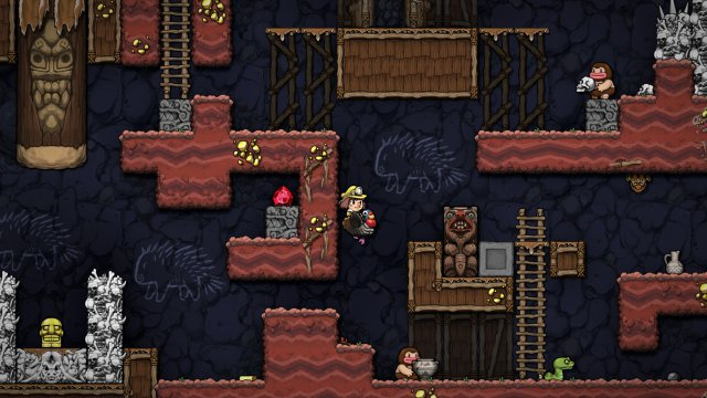 Screenshot - Spelunky 2 (PC, PlayStation4) 92624379