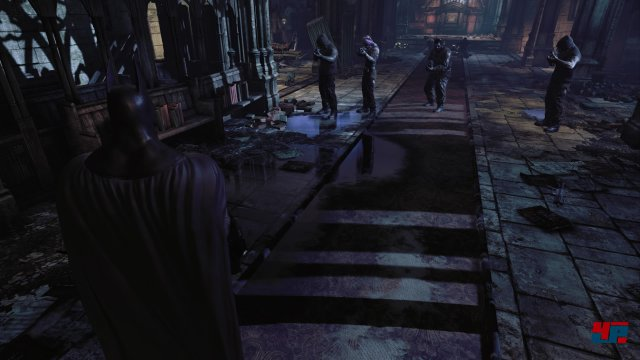 Screenshot - Batman: Return to Arkham  (PS4) 92535600