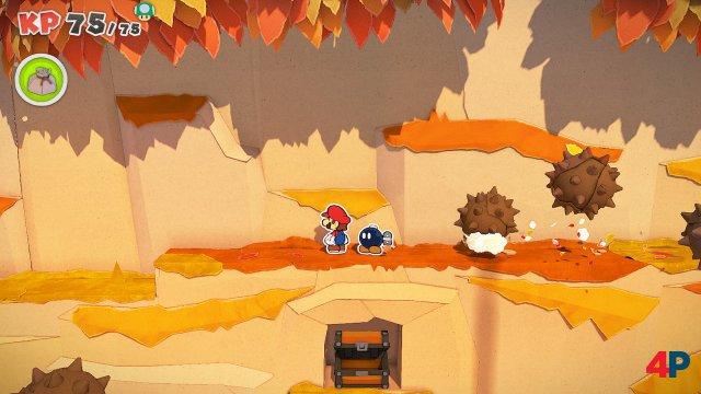 Screenshot - Paper Mario: The Origami King (Switch) 92619576