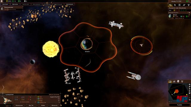 Screenshot - Galactic Civilizations 3 (PC) 92539947