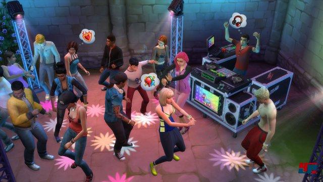 Screenshot - Die Sims 4: Zeit für Freunde (PC) 92510711