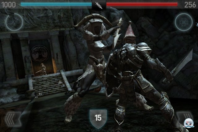 Screenshot - Infinity Blade 2 (iPhone) 2296807