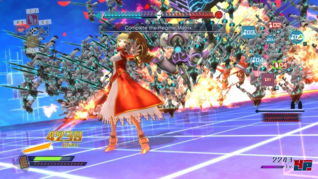 Screenshot - Fate/EXTELLA: The Umbral Star (Switch) 92549605