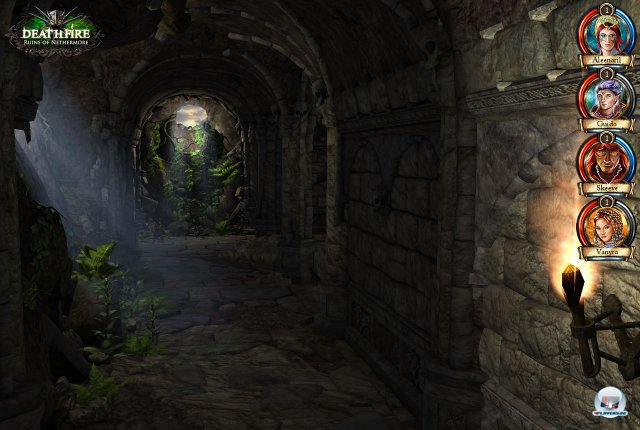 Screenshot - Deathfire: Ruins of Nethermore (PC) 92470427
