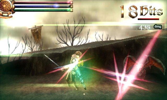 Screenshot - AeternoBlade (3DS) 92478507