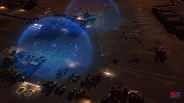 Screenshot - Homeworld: Deserts of Kharak (PC)