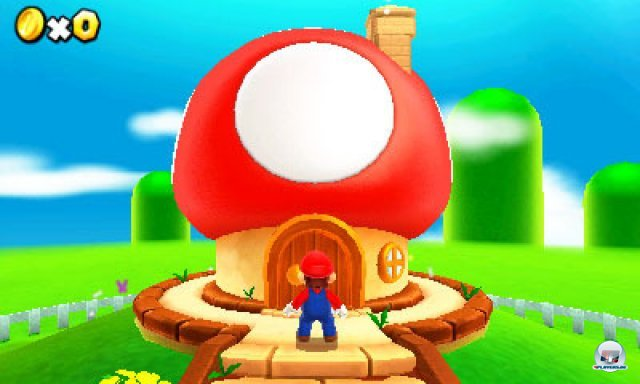 Screenshot - Super Mario 3D Land (3DS) 2280222
