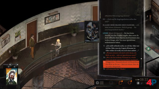 Screenshot - Disco Elysium (PlayStation5) 92638335