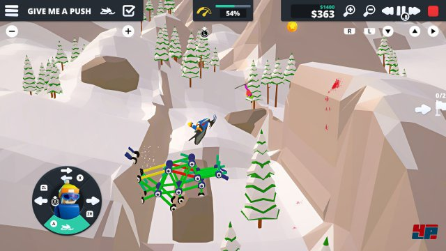 Screenshot - When Ski Lifts Go Wrong (Switch)