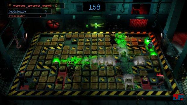 Screenshot - Basement Crawl (PlayStation4)