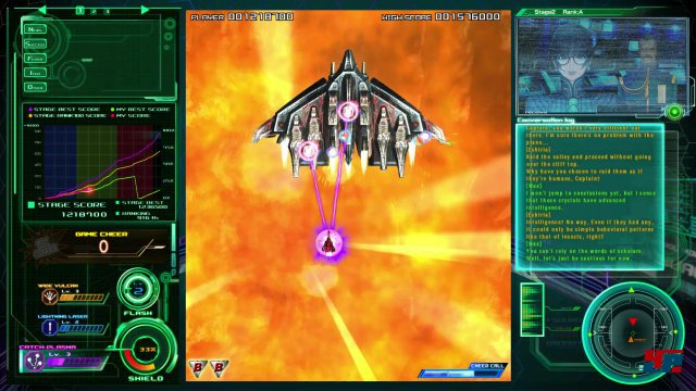 Screenshot - Raiden 5 (XboxOne) 92525999