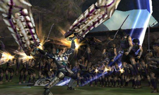 Screenshot - Samurai Warriors: Chronicles 3 (3DS) 92506565