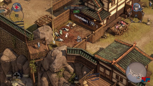 Screenshot - Shadow Tactics: Blades of the Shogun (PS4) 92550240