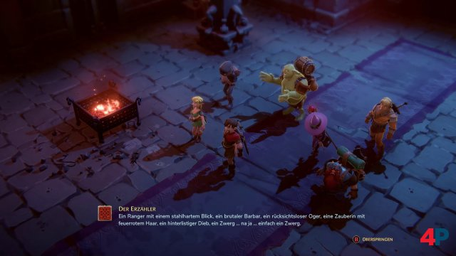 Screenshot - The Dungeon of Naheulbeuk: The Amulet of Chaos (PC) 92625747