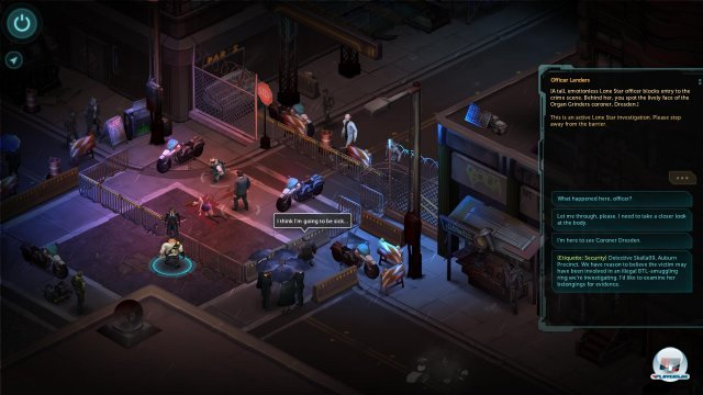 Screenshot - Shadowrun Returns (PC) 92465716