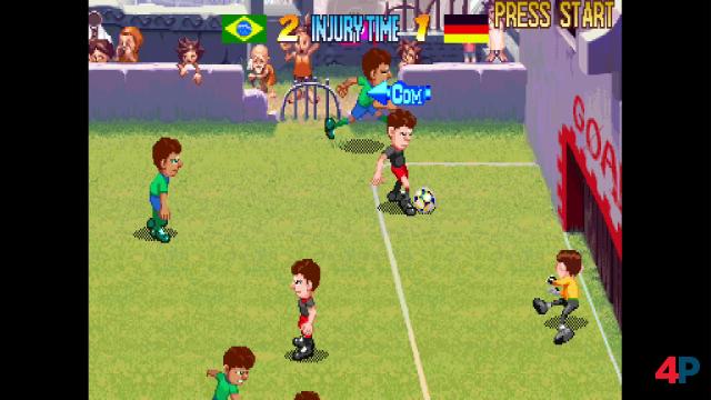 Screenshot - Capcom Home Arcade (Spielkultur) 92599665