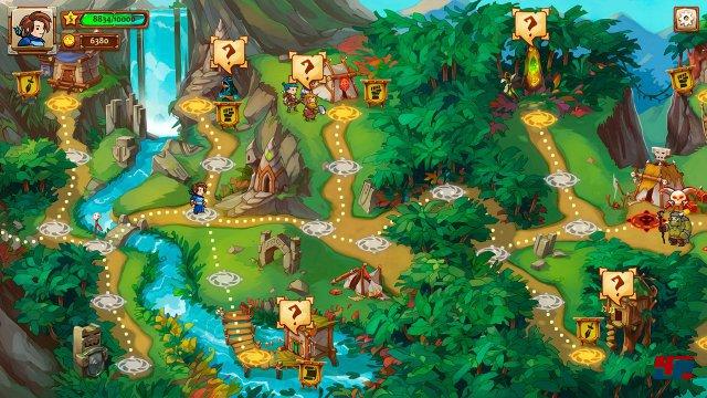 Screenshot - Braveland Trilogy (Switch) 92582576