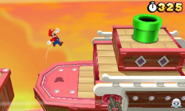 Screenshot - Super Mario 3D Land (3DS) 2280267