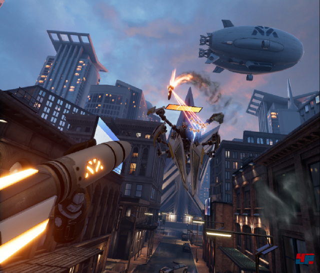 Screenshot - Robo Recall (OculusRift) 92543254
