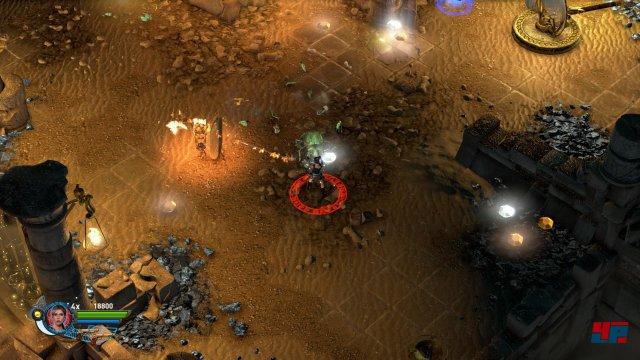 Screenshot - Lara Croft und der Tempel des Osiris (PC) 92496318
