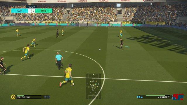 Screenshot - Pro Evolution Soccer 2018 (360) 92552525