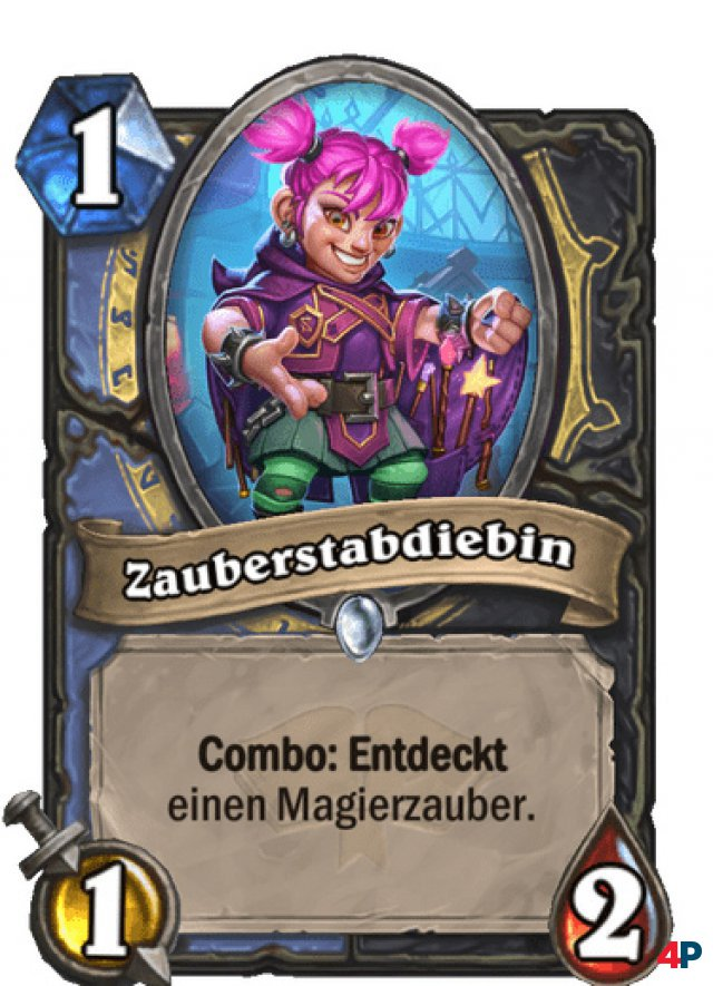 Screenshot - Hearthstone: Akademie Scholomance (Android, iPad, iPhone, Mac, PC)