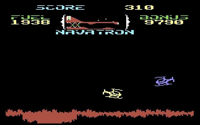 <b>Fort Apocalypse</b> (1982)<br> Entwickler: Steve Vales<br> Publisher: U.S. Gold 1748398