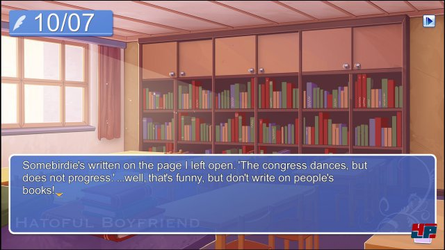 Screenshot - Hatoful Boyfriend (PC) 92490581