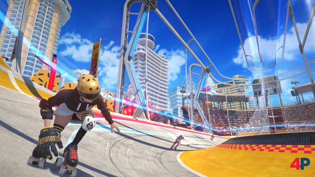 Screenshot - Roller Champions (PC)