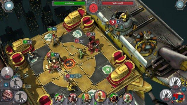Screenshot - Aerena: Clash of Champions (Android) 92499223