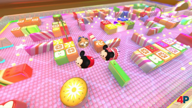 Screenshot - Disney Tsum Tsum Festival (Switch)