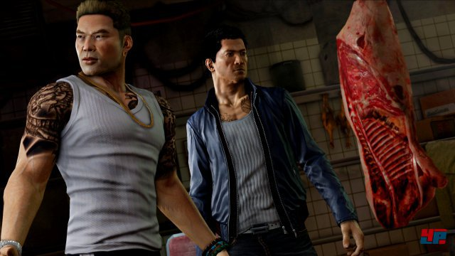 Screenshot - Sleeping Dogs (PC)