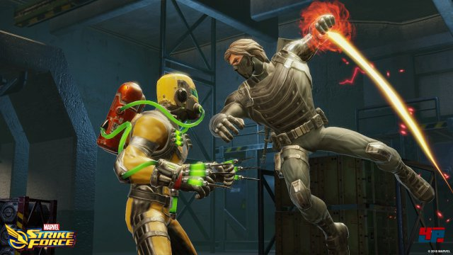 Screenshot - Marvel Strike Force (Android) 92562458
