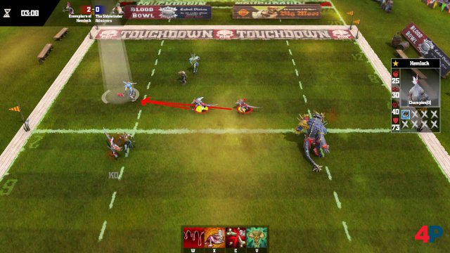 Screenshot - Blood Bowl: Death Zone (PC) 92592177