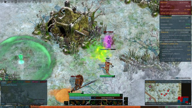 Screenshot - The Exiled (Linux) 92538815