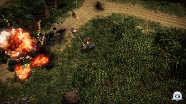 Screenshot - Renegade Ops (PC) 2223424