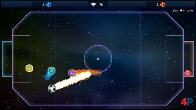 Screenshot - Armed and Gelatinous (PC)