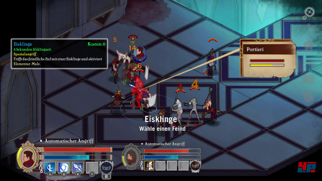 Screenshot - Masquerada: Songs and Shadows (Switch)