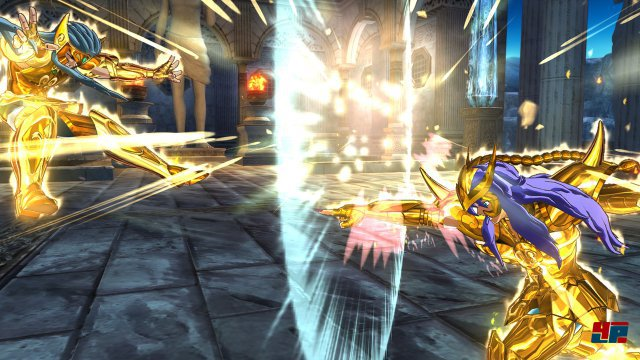 Screenshot - Saint Seiya: Soldiers' Soul (PC) 92505189