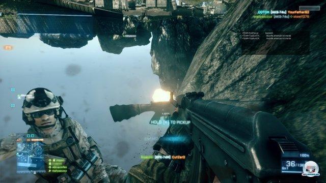 Screenshot - Battlefield 3 (PC) 2269962