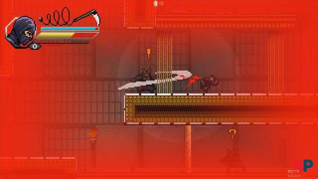 Screenshot - Pixel Shinobi: Nine demons of Mamoru (PC) 92594172
